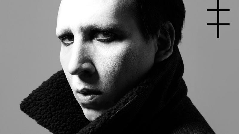 "Marilyn Manson - ""Heaven Upside Down"""