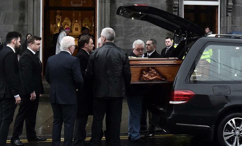 Uroczystości żałobne Dolores O'Riordan