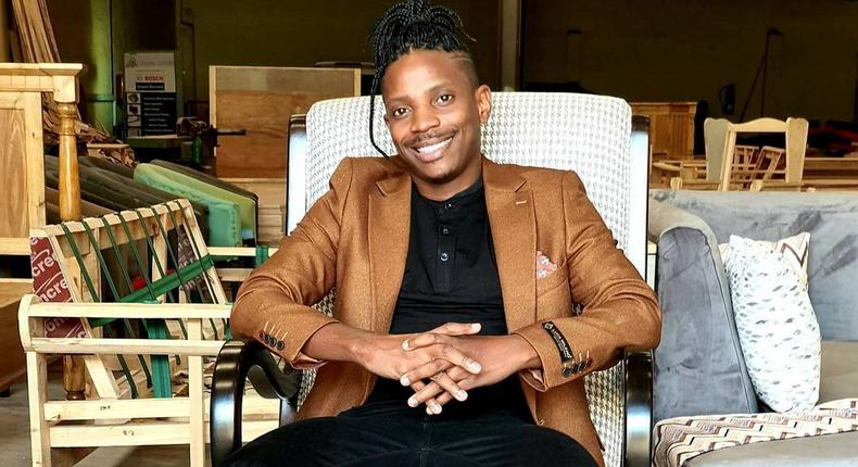 Eric Omondi's message after launching his own studio & company offices