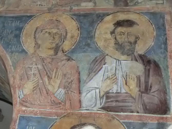 Sveti Joakim i Ana