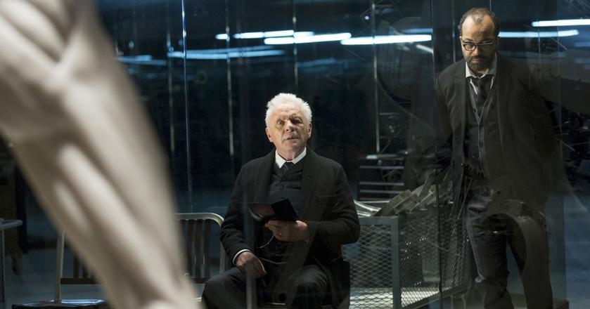 """Kadr z serialu """"Westworld"""""""