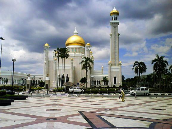 Bandar Seri Begavan, glavni grad Bruneja