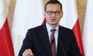Morawiecki: Kraje graniczne muszą mieć najwięcej do powiedzenia o reformie Frontexu