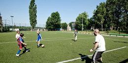 Tu twoje dziecko pogra w piłkę