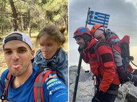 Mimoriadny čin: Atlét vyniesol na chrbte postihnutú ženu, jej snom bolo vyliezť na horu