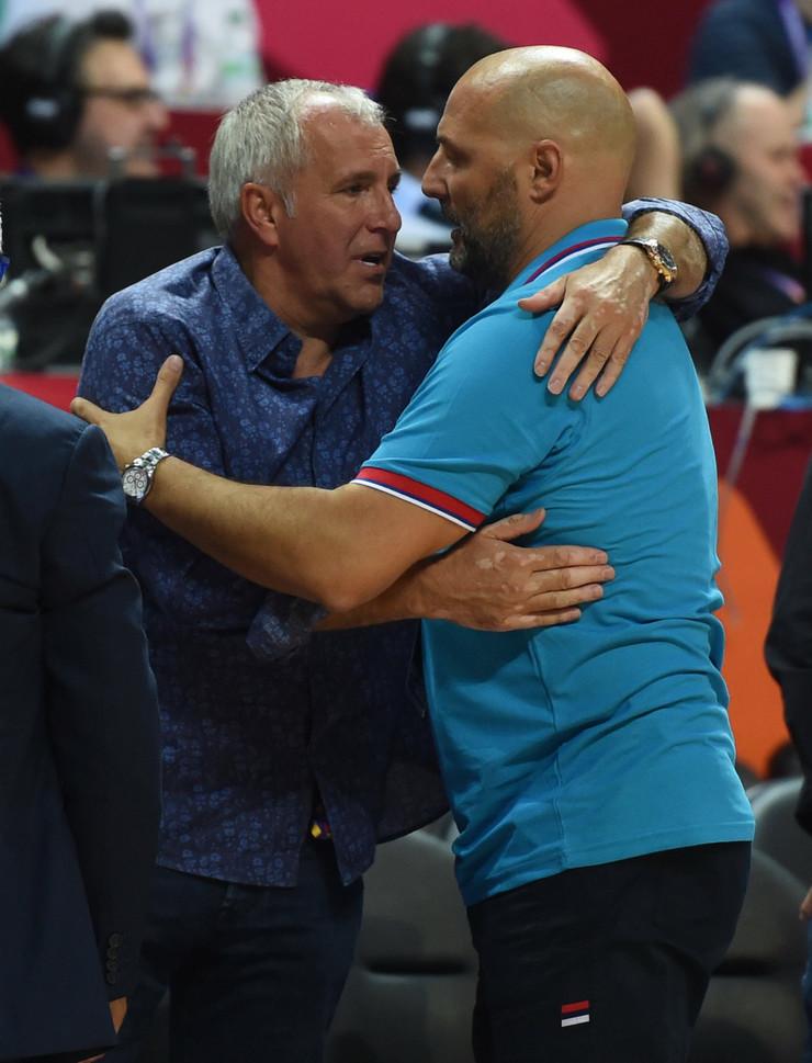 Željko Obradović, Aleksandar Đorđević
