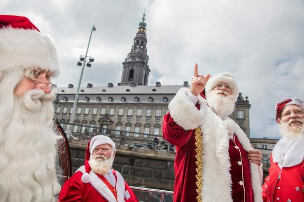 SantaClaus@emailsanta.com – adres do Świętego Mikołaja