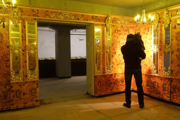 Replika Ćilibarske sobe