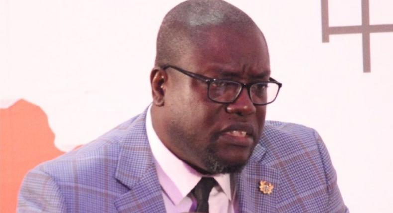 Director of the Centre for Asian Studies at the University of Ghana, Dr Lloyd Amoah