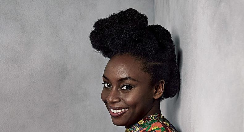 Chimamanda Ngozi Adichie for Vanity Fair
