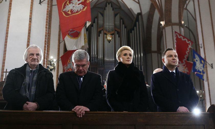 Msza żałobna w intencji Pawła Adamowicza
