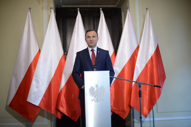 Wynik Andrzeja Dudy z drugiej tury z zadowoleniem przyjęło 74 procent jego wyborców