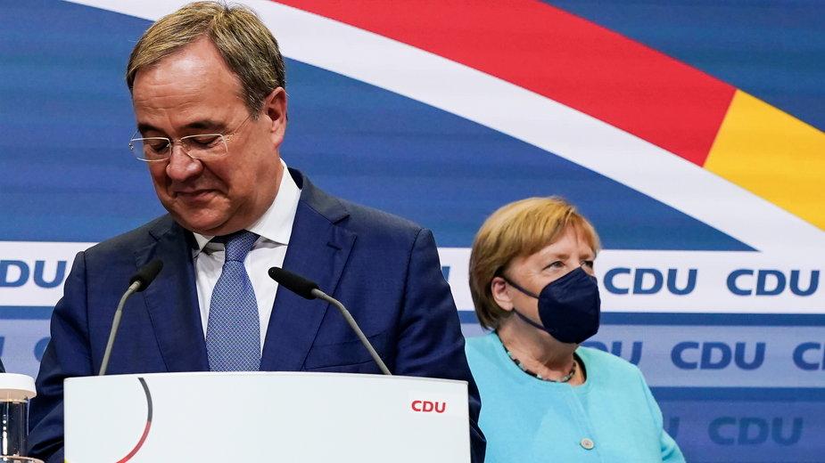 Armin Larchet był typowany na nowego kanclerza Niemiec z ramienia CDU/CSU
