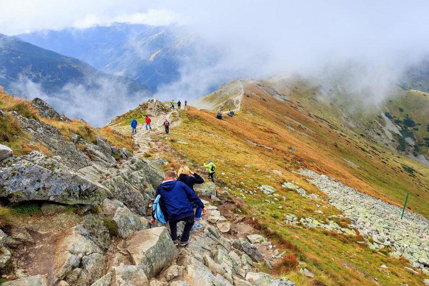 Wakacje - w górach będzie więcej kobiet