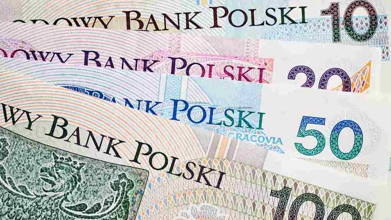 Złoty banknoty
