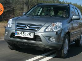 Czy warto kupić SUV-a za kilkanaście tys. zł?