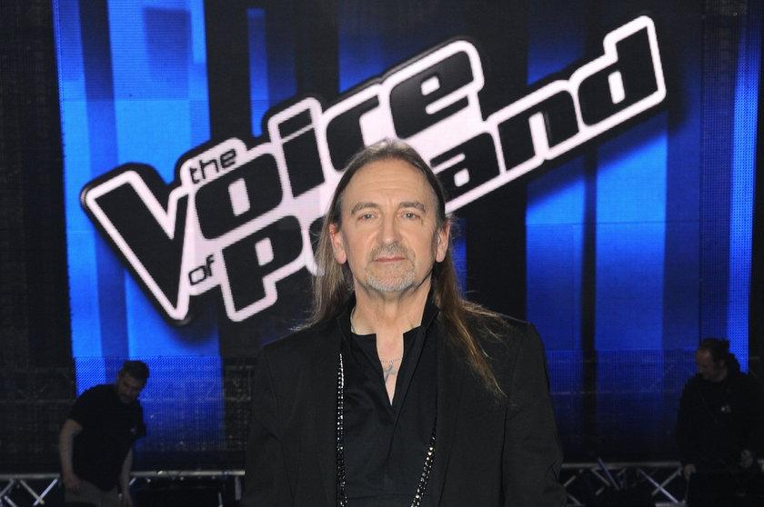 """Marek Piekarczyk w """"The Voice of Poland"""""""