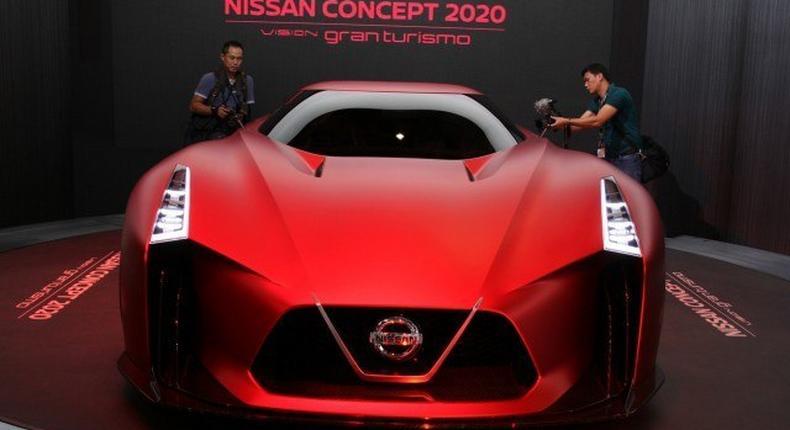 2015 Tokyo Motor Show Edition