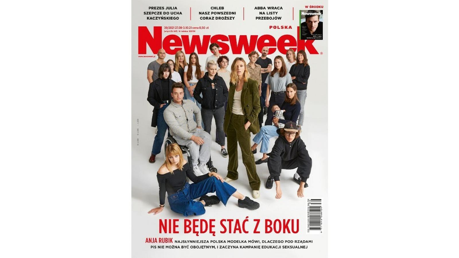 W najnowszym Newsweeku 39/2021