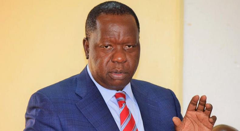 CS Matiang'i's meeting with contractors where corruption evidence against 3 CSs was gathered