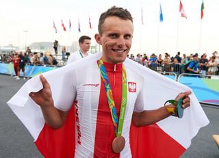 Igrzyska w Rio: Brązowy medal Majki, porażka Radwańskiej
