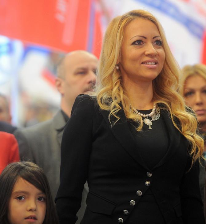 Izborna konvencija SPS- JS-PUPS Arena u Beogradu 2014. godine