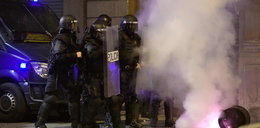 Zamieszki w Barcelonie. Dantejskie sceny na ulicach