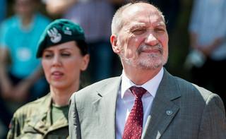 Sasin: Nie mam uprawnień by ujawniać informacje utajnione przez Macierewicza