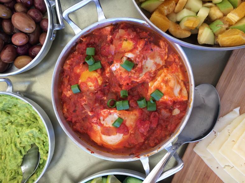 Kuchnia Izraelska Jedna Z Najzdrowszych Kuchni świata