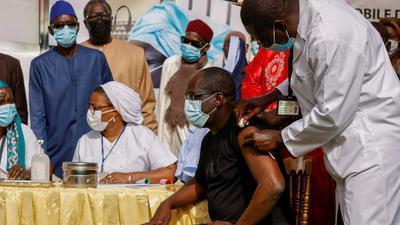 Covid-19: Diouf Sarr invite les jeunes de 18 ans à aller se faire vacciner
