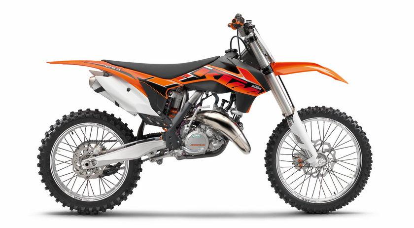 10. KTM sx 125