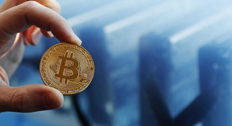 China has been clamping down on bitcoin mining.