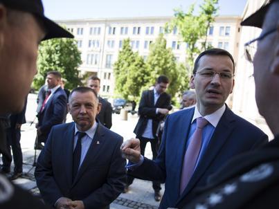 Marian Banaś, szef KAS, będzie najlepiej poinformowanym człowiekiem w Polsce
