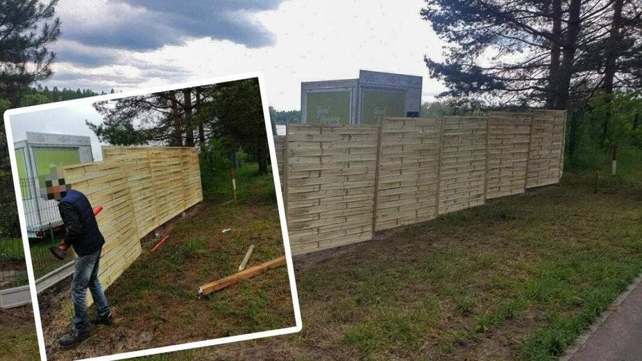 MCKiS póki co milczy na temat ogrodzenia