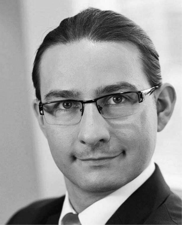 Bartosz Mazur doradca podatkowy w Gekko Taxens Doradztwo Podatkowe