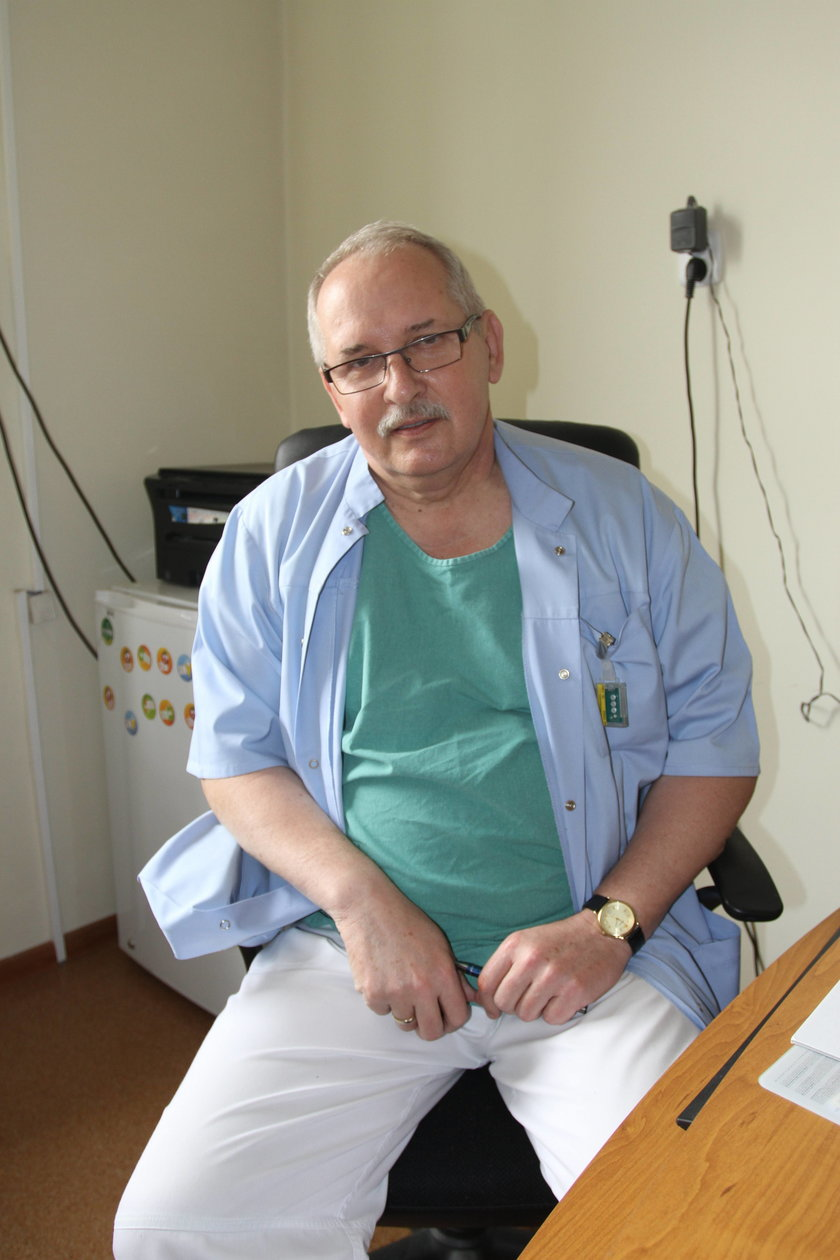 Dr Jerzy Błażejewski