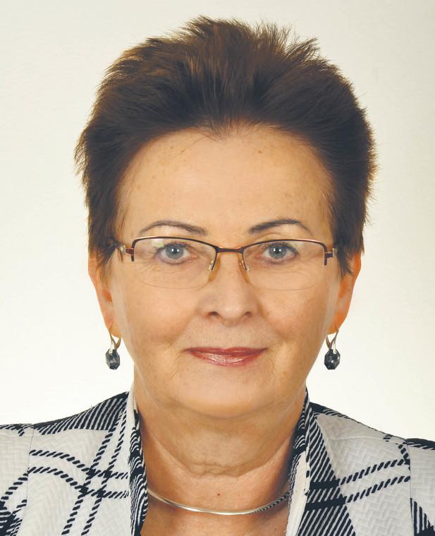 prof. dr hab. Anna Karmańska, przewodnicząca Komisji Etyki przy Stowarzyszeniu Księgowych w Polsce