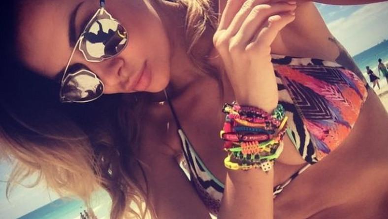 Natalia Siwiec w Miami