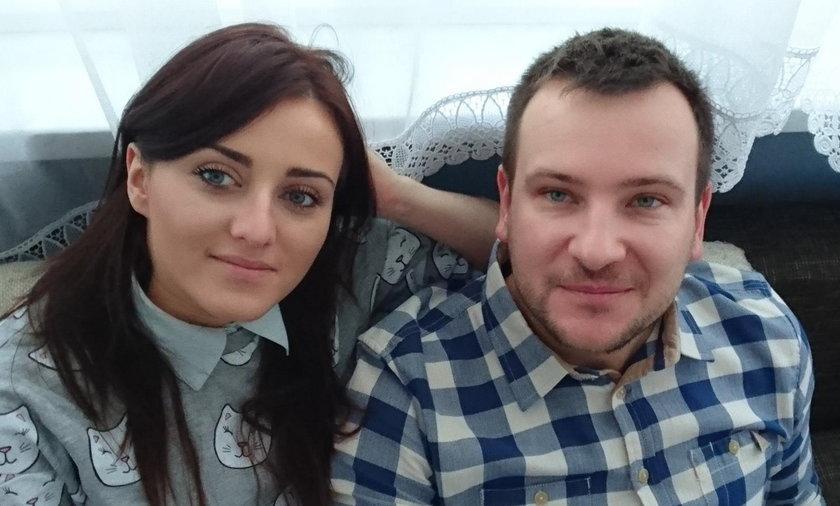 Anna Warachim i Grzegorz Bardowski