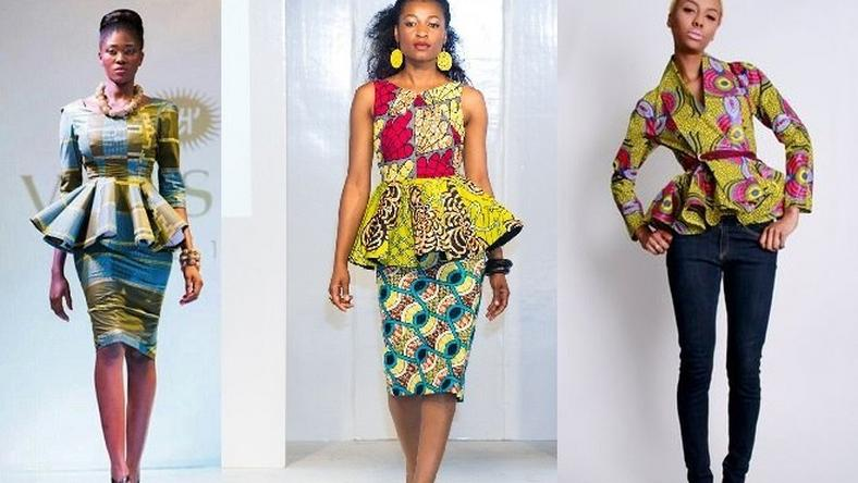 Ankara Styles Peep 7 Peplum Top Styles As Inspiration Pulse Nigeria