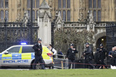 London, Napad, parlament