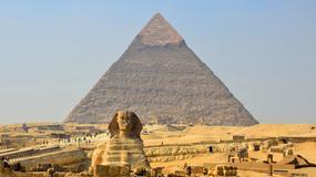W Piramidzie Cheopsa znaleziono ukryte korytarze