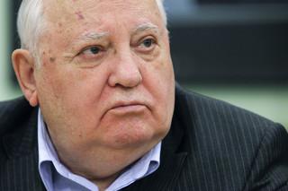 Gorbaczow: Trzeba działać, by unormować relacje Rosji i USA