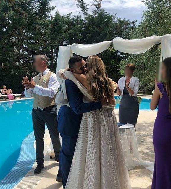 Venčanje Karla, bivšeg dečka Ane Korać