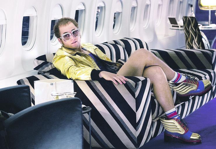 Svetska premijera filma o Eltonu Džonu