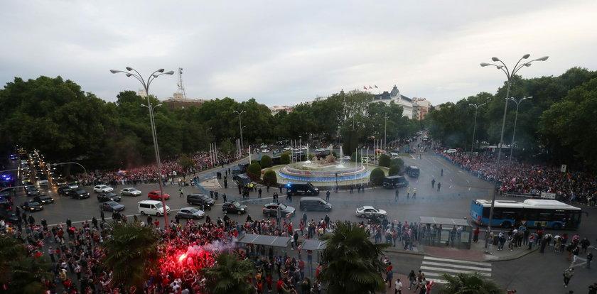 Tragedia podczas mistrzowskiej fety. Nie żyje 14-letni kibic Atletico