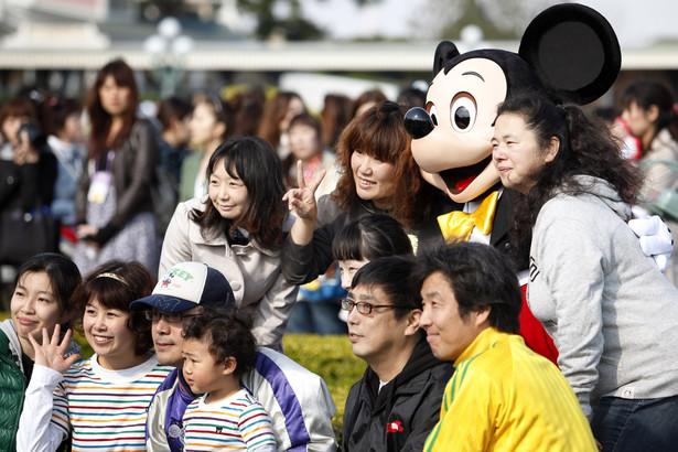 59 mld euro zostawili turyści w Disneylandzie od 1992 roku