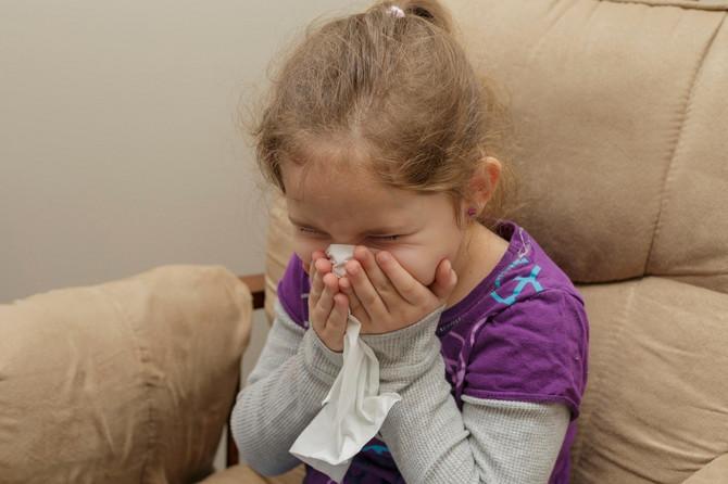 Kašalj i bronhitis mogu da budu posledica vlage u kući
