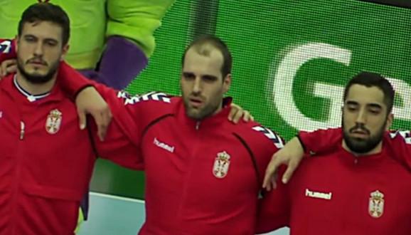 Povratak u nacionalni tim: Živan Pešić (u sredini)