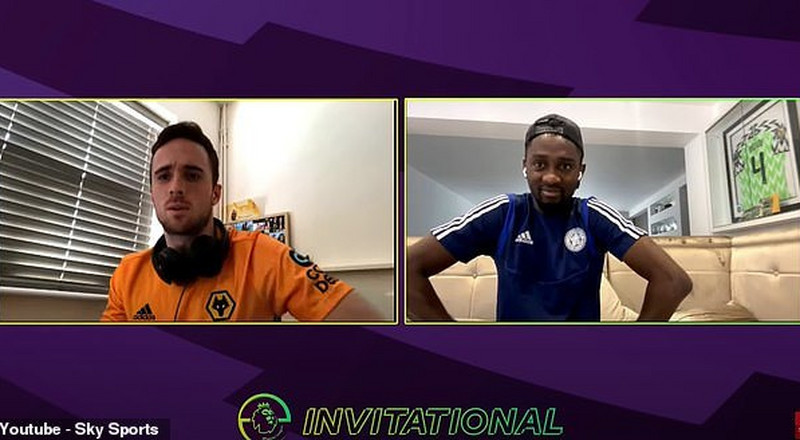 Wilfred Ndidi loses 8-2 to Diogo Jota of Wolves in ePremier League game on FIFA 20